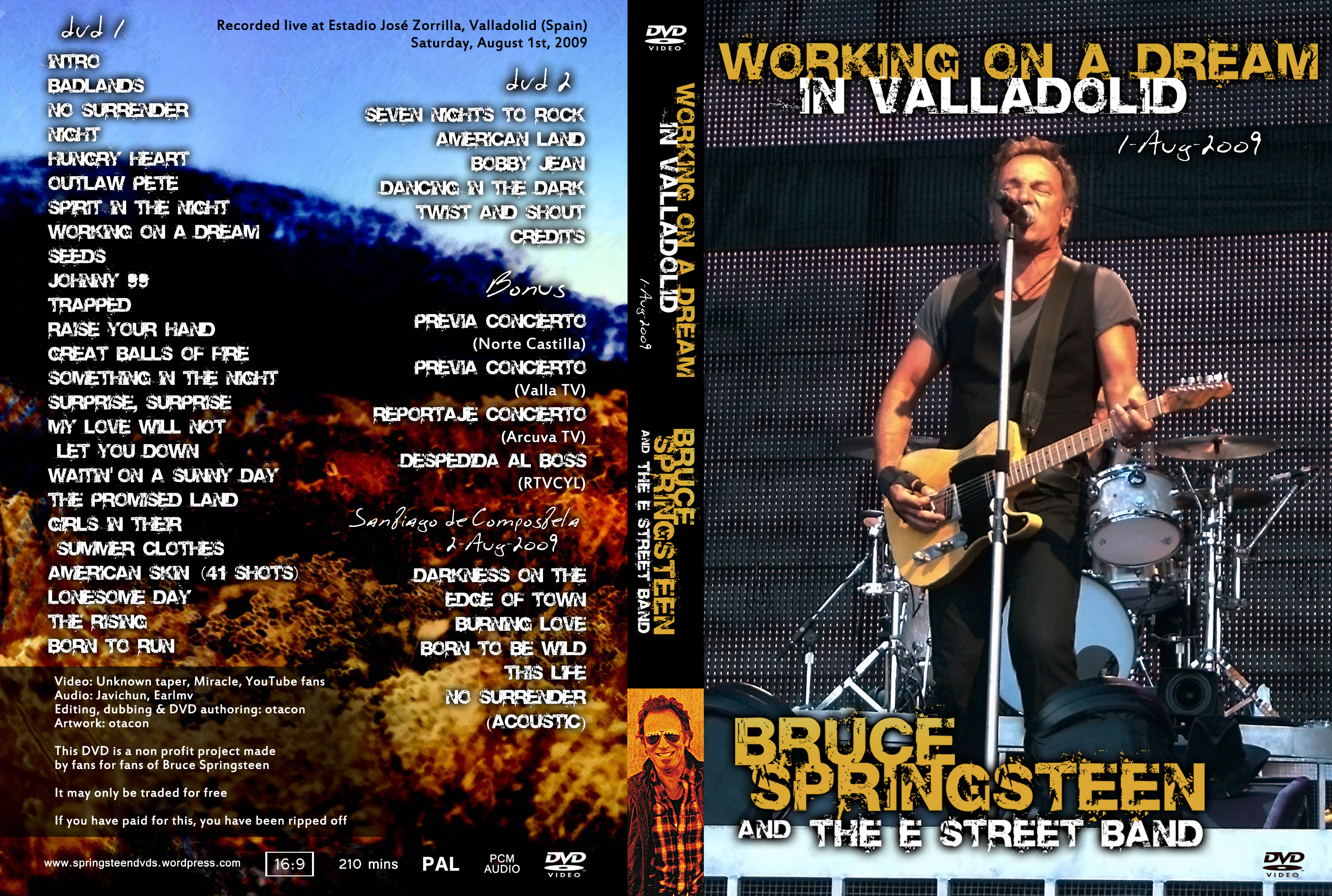 Bruce Springsteen Ramrod Listen, watch, download