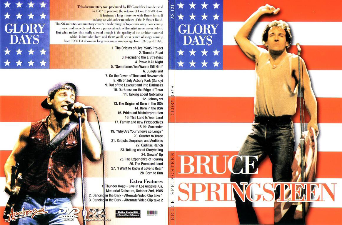 glory days Choose and determine which version of glory days chords and tabs by bruce springsteen you can play last updated on 09122016.